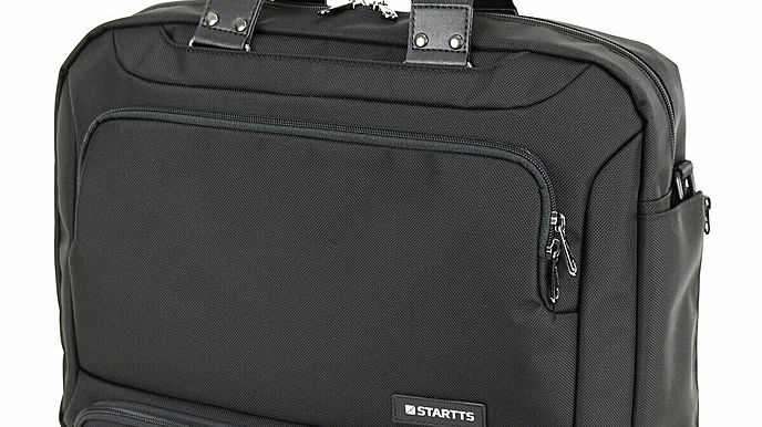 STARTTS SUV Business Type Bag 3 WAY Horizontal Black Color Nylon Japan Import