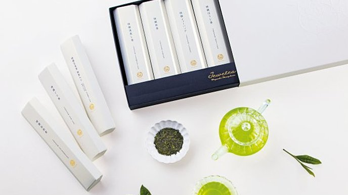 Jewetea: Selection of Seven Finest Teas