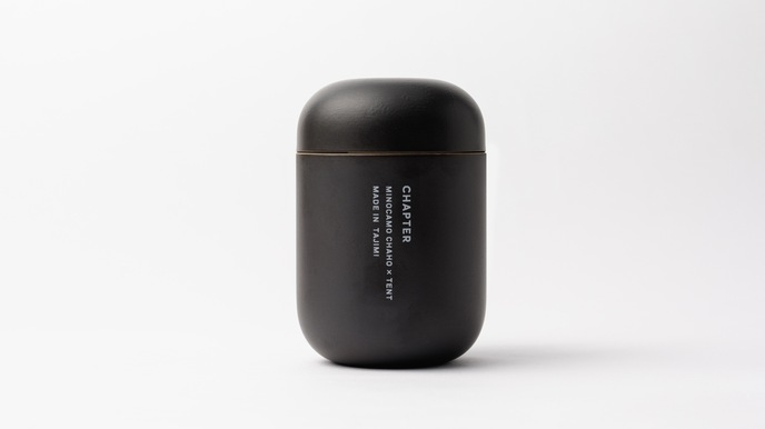 CHAPTER (Matte Black) with Trial Tea Bag