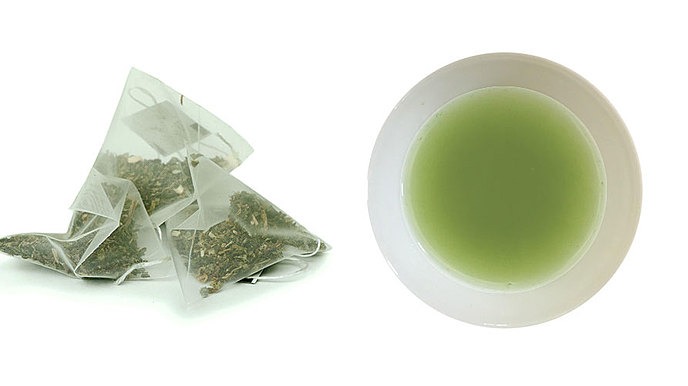 Kagoshima Sencha Green Tea Bags - Hot or Cold Brewing - 200 teabags (Regular Price US$90)